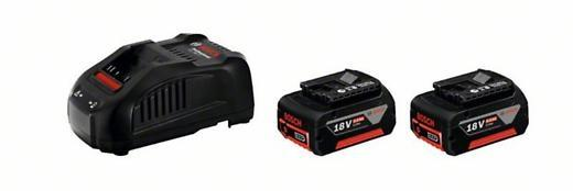 1 600 A00 B8J GBA18V 2X5Ah Акумулаторна батерия + GAL 1880 CV BOSCH